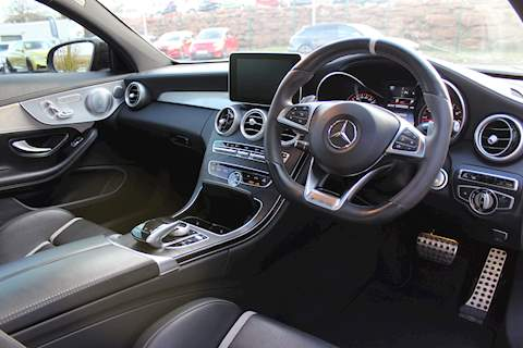 Mercedes-Benz C63 - Large 16