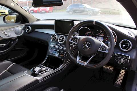 Mercedes-Benz C63 - Large 17