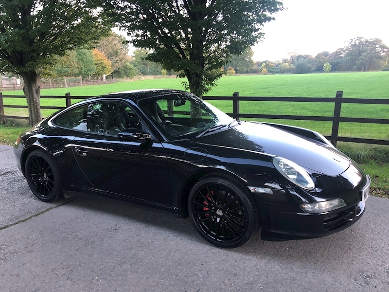 911 Carrera 4S Tiptronic S Coupe 3.8 Automatic Petrol
