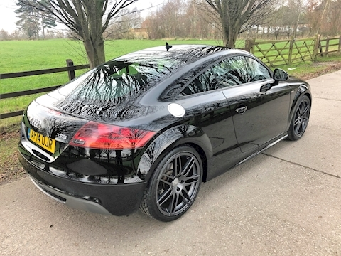 Tt Tt S Line Tfsi Coupe 1.8 Manual Petrol