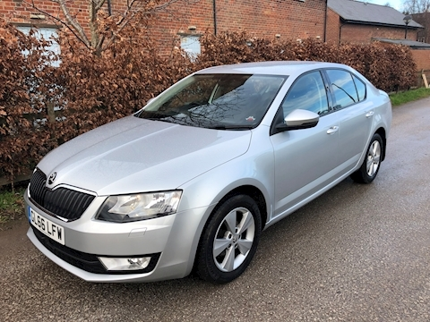Octavia Se L Tdi Hatchback 1.6 Manual Diesel