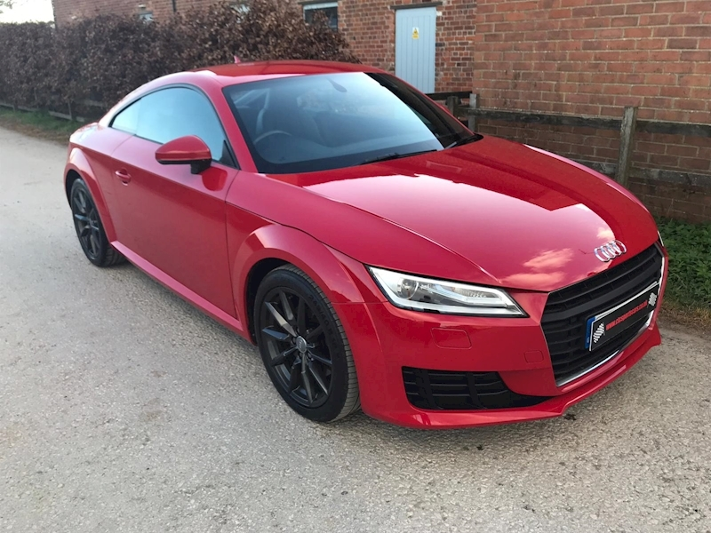 Tt Tdi Ultra Sport Coupe 2.0 Manual Diesel