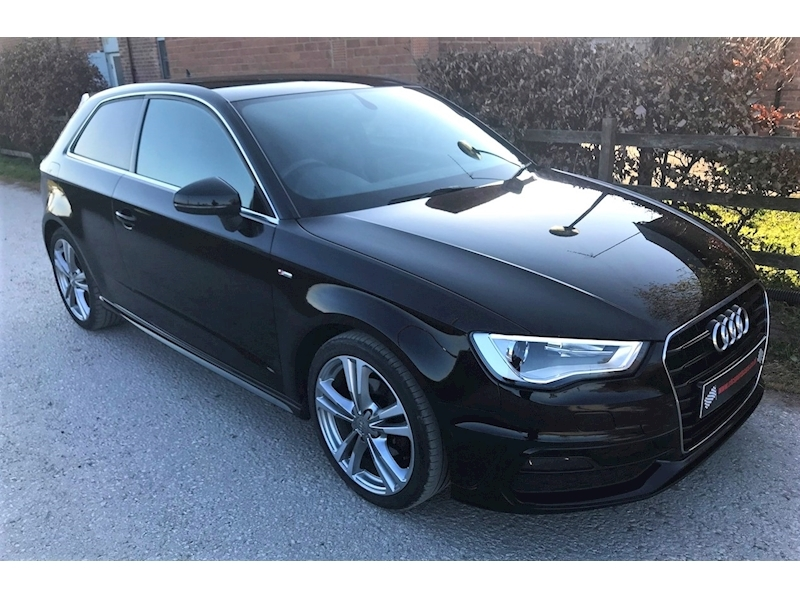 A3 Tfsi S Line Hatchback 1.4 Manual Petrol