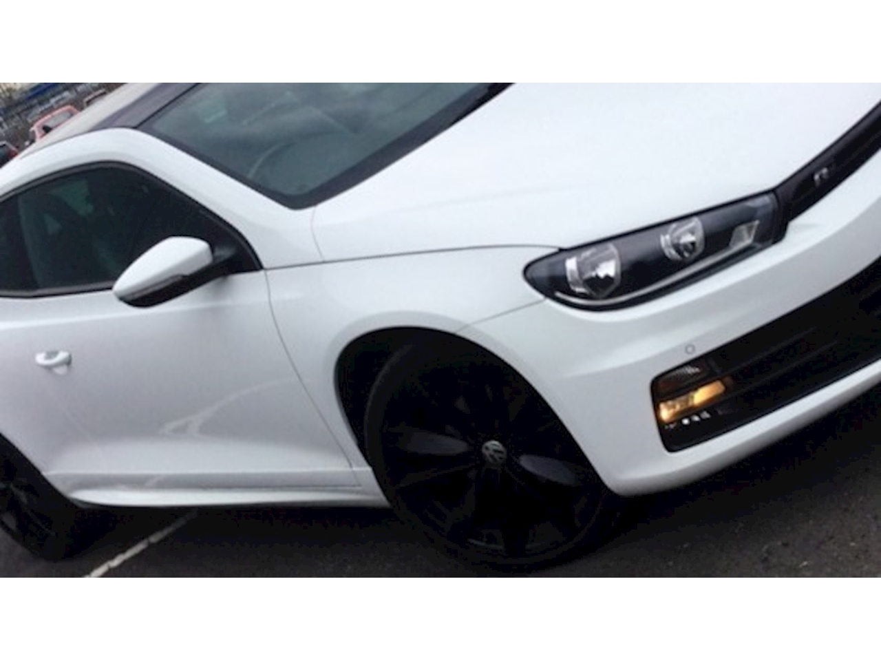 Volkswagen Scirocco R Line Tdi Bluemotion Technology