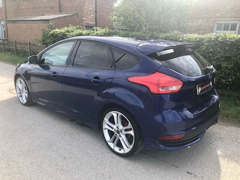 Focus St-2 Hatchback 2.0 Manual Petrol