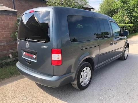 Caddy Maxi Life Tdi Pd 2.0 5dr Mpv Manual Diesel