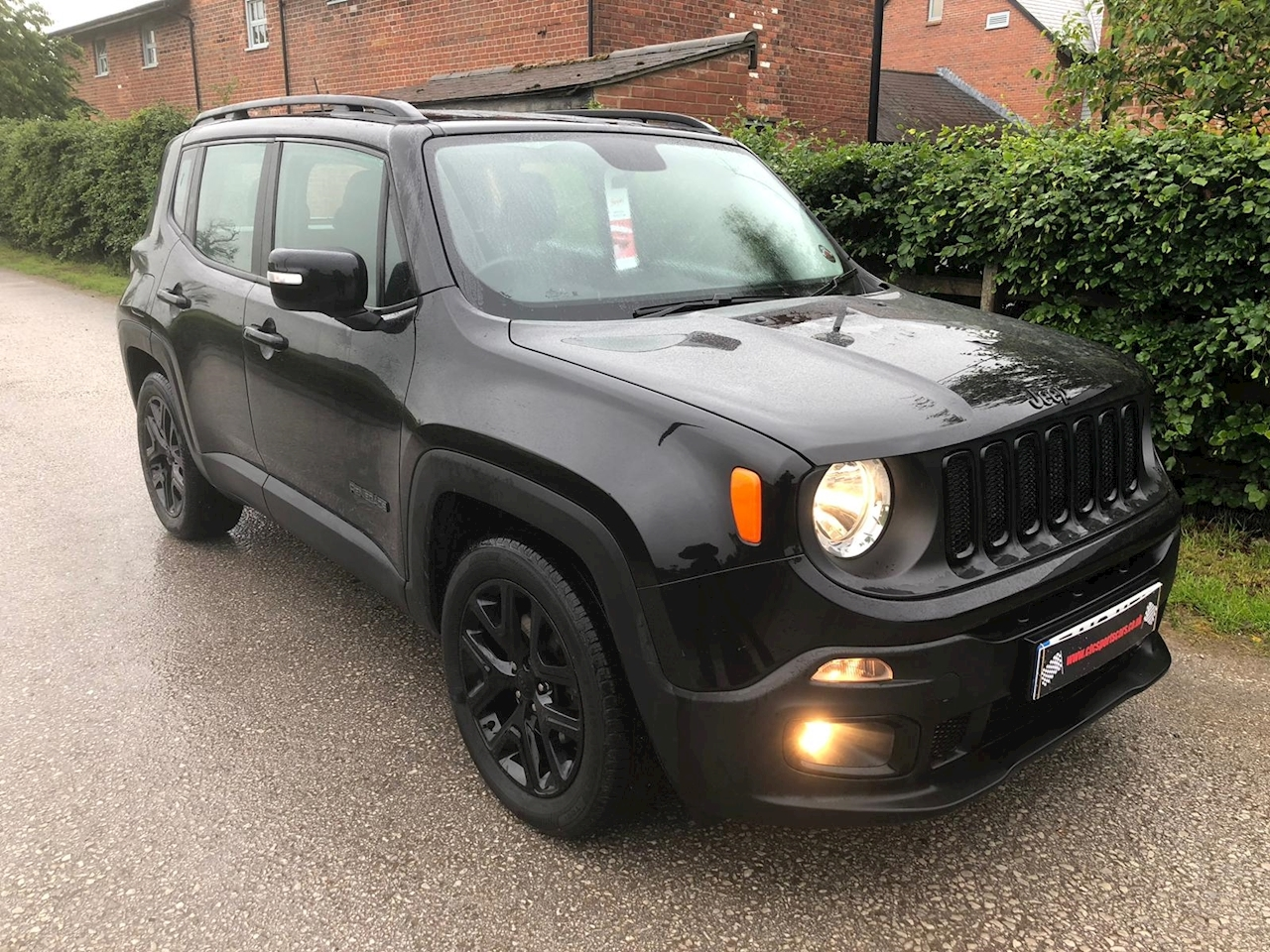 Jeep Renegade M-Jet Dawn Of Justice