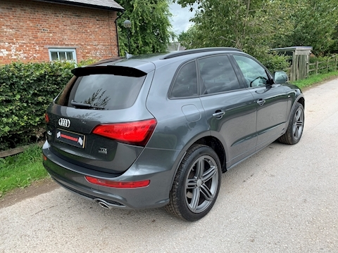 Q5 Tdi Quattro S Line Plus 3.0 5dr Estate Automatic Diesel