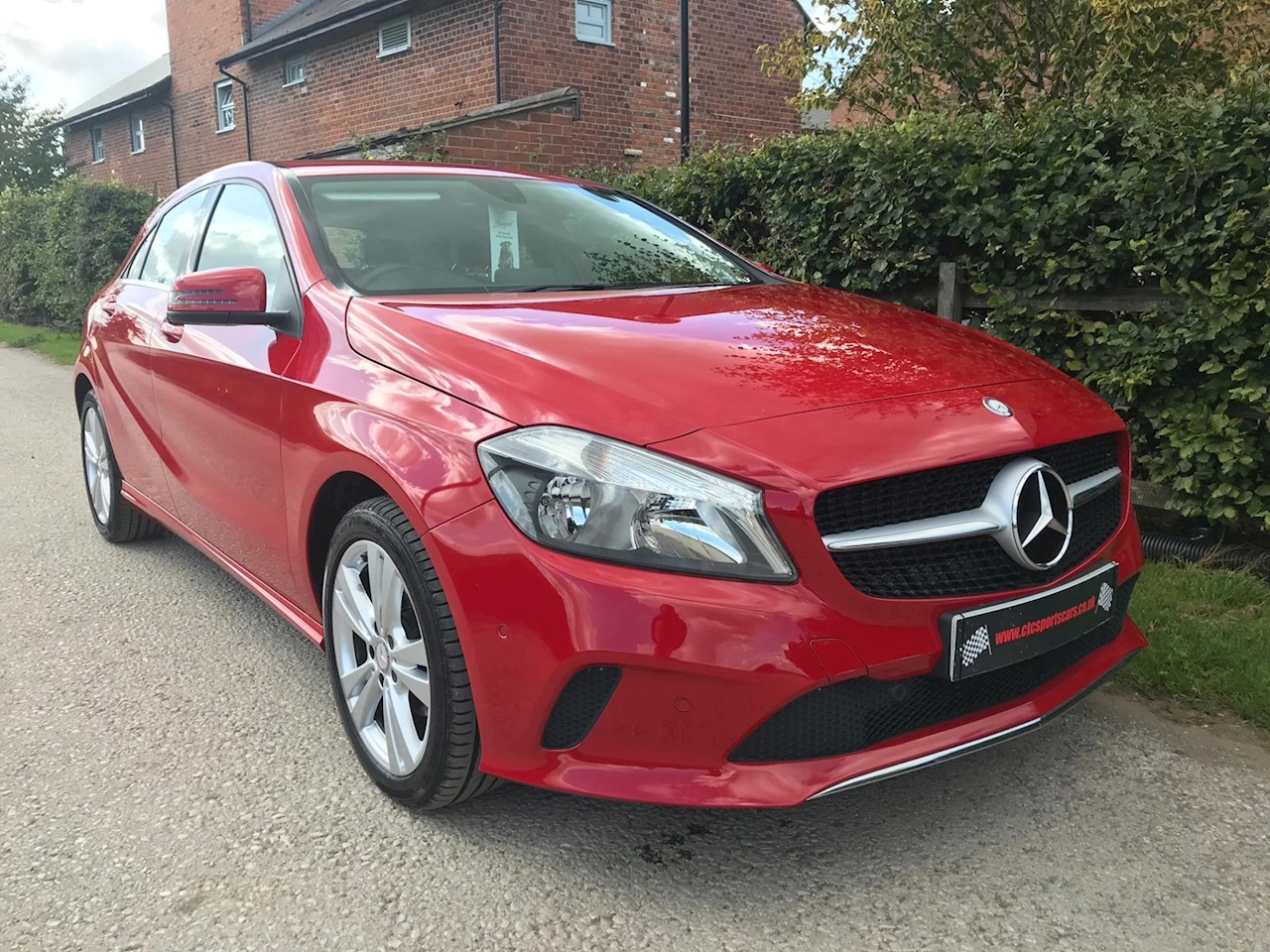 Mercedes-Benz A-Class A 180 D Sport Executive