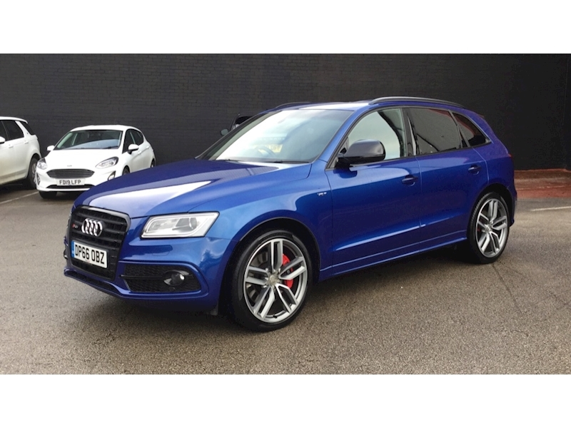 Q5 Sq5 Plus Special Edition Tdi Quattro Estate 3.0 Automatic Diesel