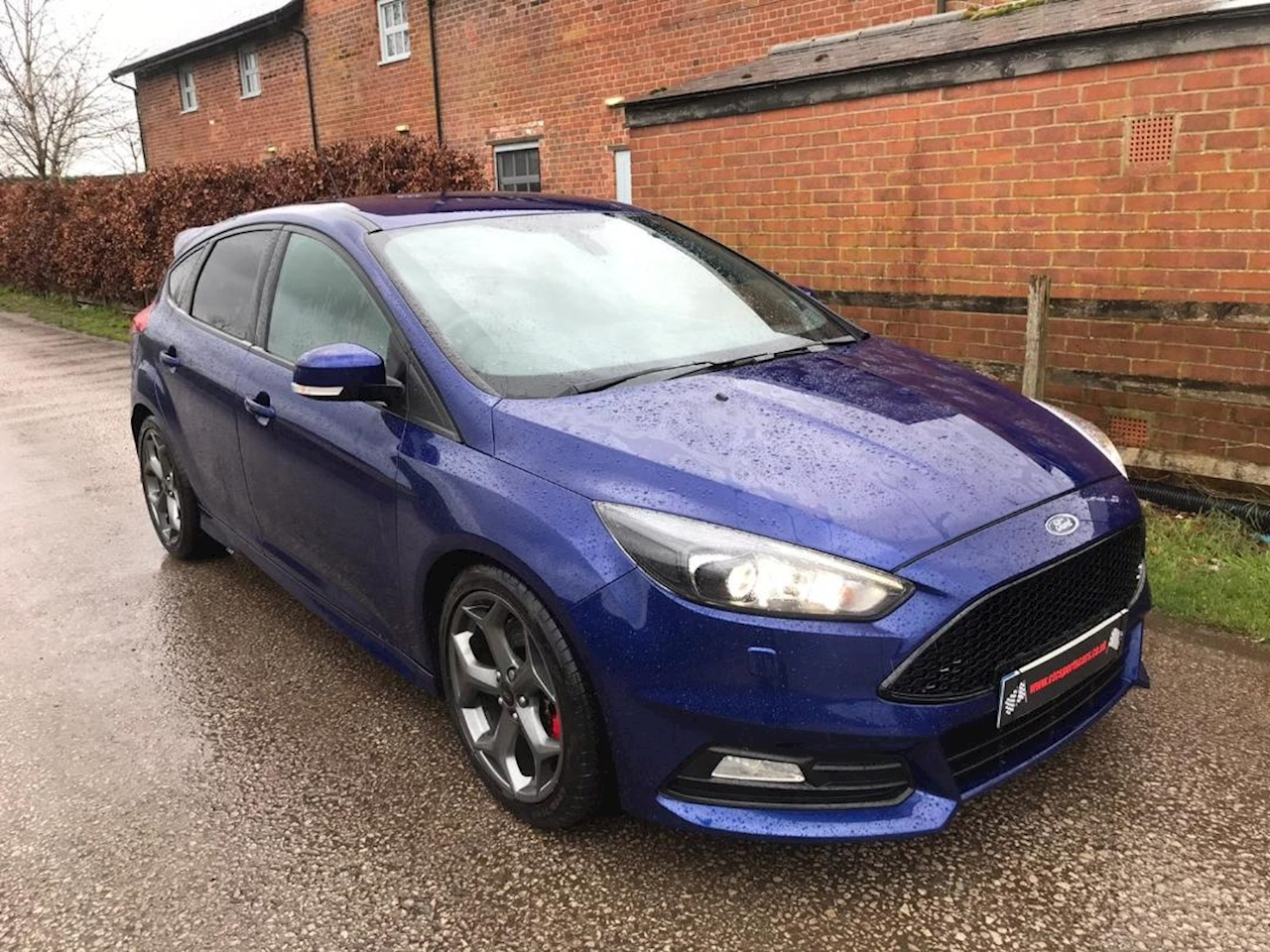 Ford Focus St-3 Tdci