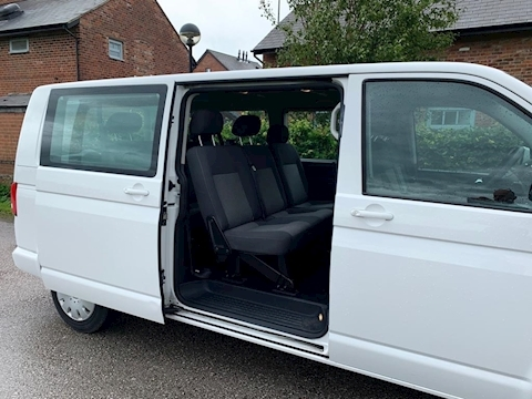 Transporter T30 Tdi Shuttle Se Mpv 2.0 Manual Diesel