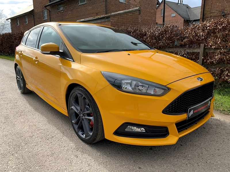 Focus St-2 Tdci Hatchback 2.0 Manual Diesel