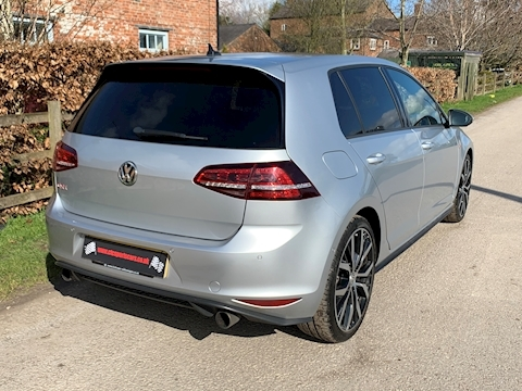 Golf Gti Performance Hatchback 2.0 Manual Petrol