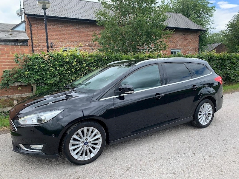 Focus Titanium X Tdci Estate 2.0 Manual Diesel