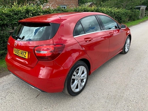 A-Class A 180 D Sport Executive Hatchback 1.5 Automatic Diesel