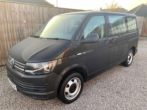 Transporter Shuttle S Shuttle 2.0 Manual Diesel