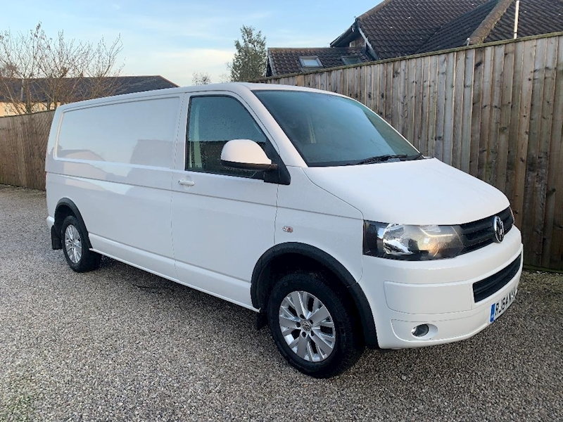 Transporter T30 Highline Panel Van 2.0 Manual Diesel