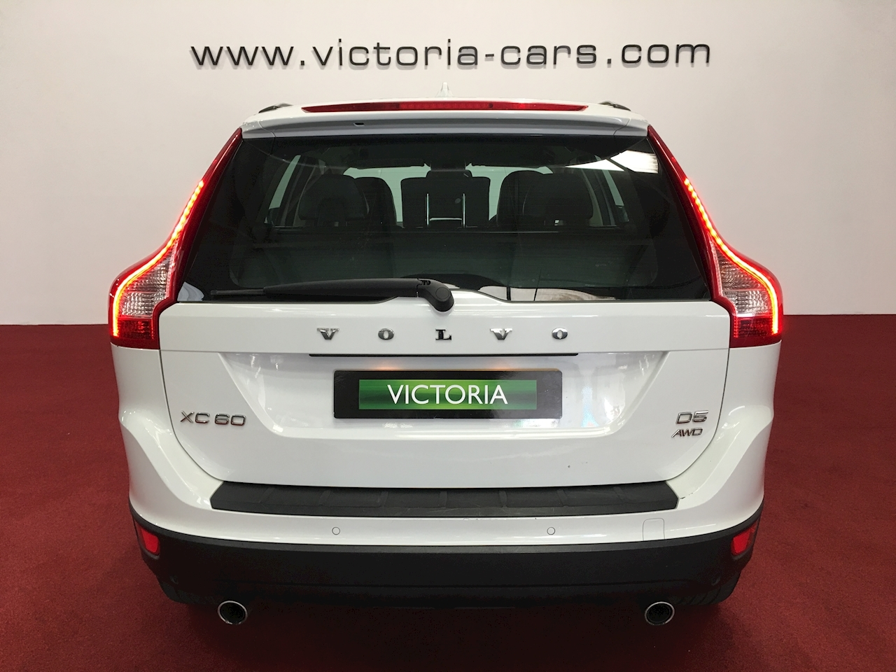 Used Volvo Xc60 D5 Se Lux Awd | Victoria Cars -