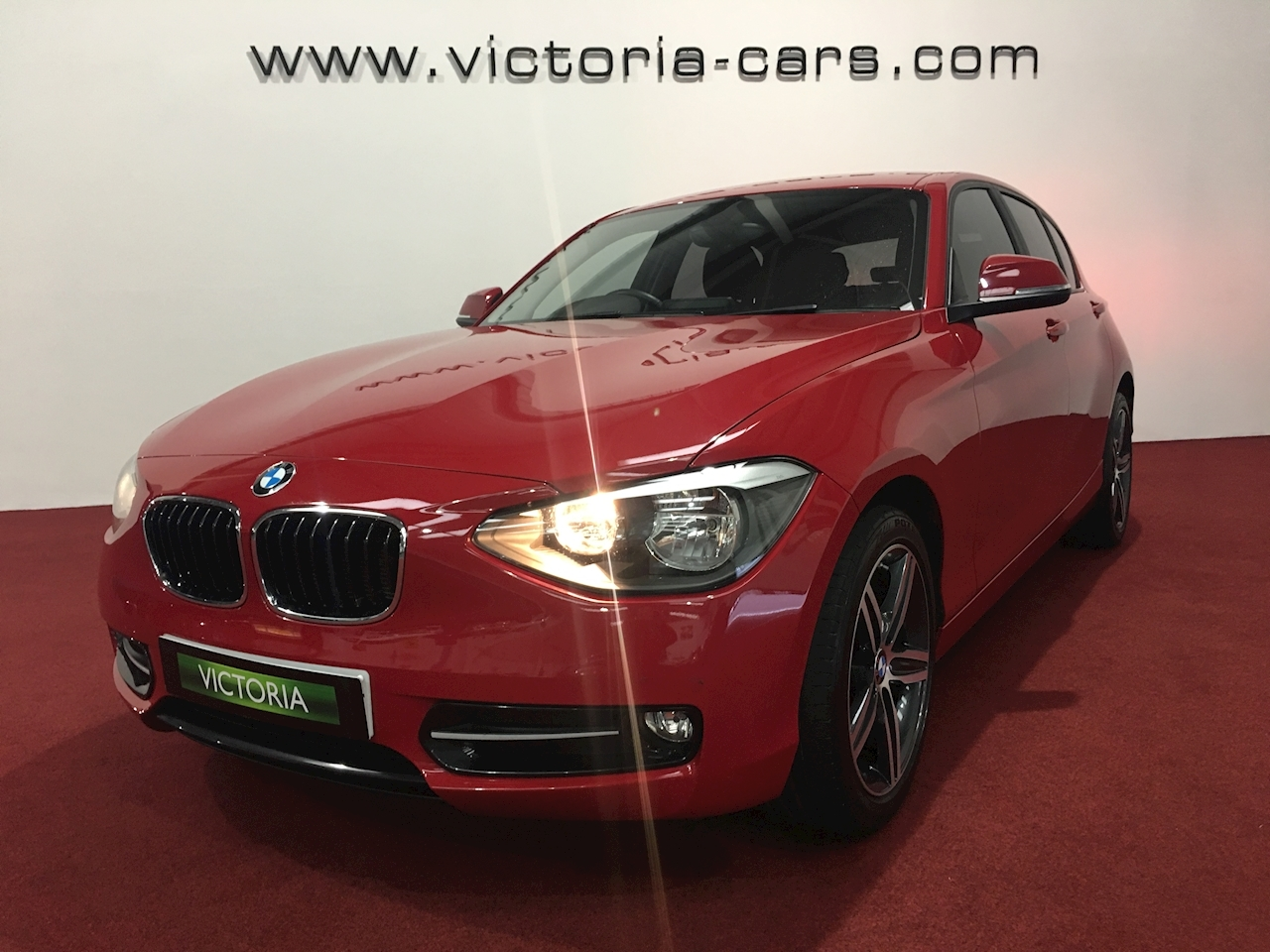Used Bmw 1 Series 116D Sport | Victoria Cars -