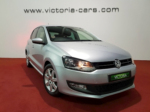 Volkswagen Polo Match Tdi