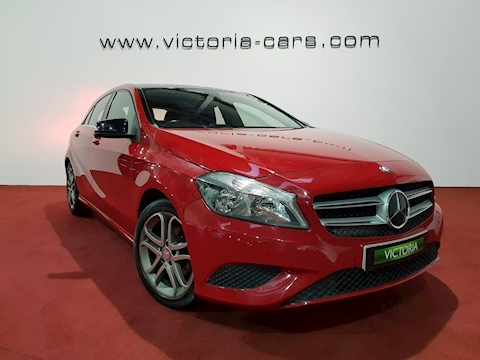 Mercedes-Benz A-Class A180 Cdi Blueefficiency Sport