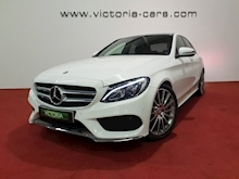 Mercedes-Benz C Class C300 H Amg Line Premium Plus - Thumb 2