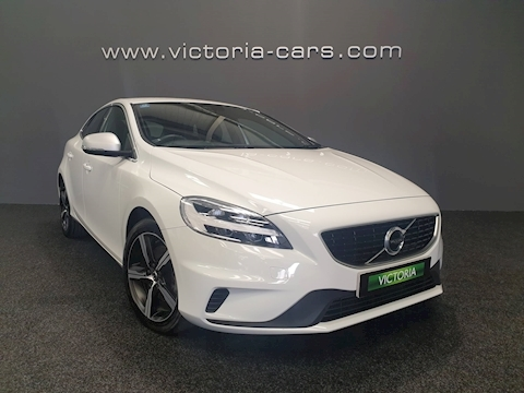 Volvo V40 T2 R-Design Nav Plus