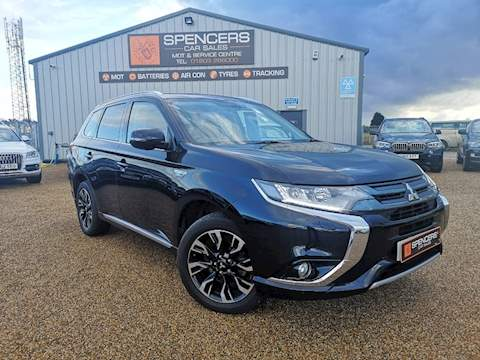Mitsubishi Outlander Phev Gx 4H Estate 2.0 Semi Auto Petrol/Electric
