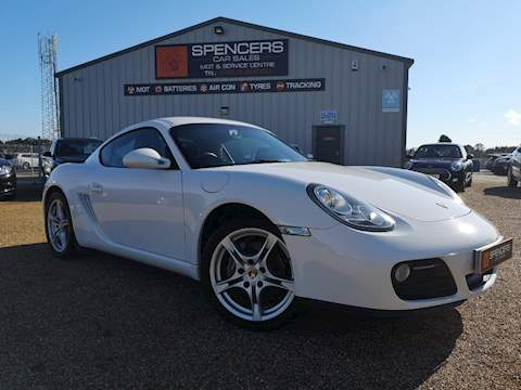 Porsche Cayman 24V Coupe 2.9 Manual Petrol