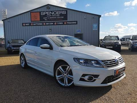 Volkswagen Cc R Line Tdi Bluemotion Technology Coupe 2.0 Manual Diesel