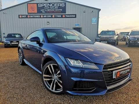 Audi Tt Tdi Ultra S Line 2.0 2dr Coupe Manual Diesel