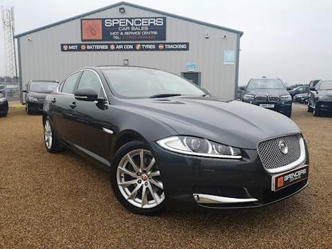 Jaguar Xf D Premium Luxury Saloon 2.2 Automatic Diesel