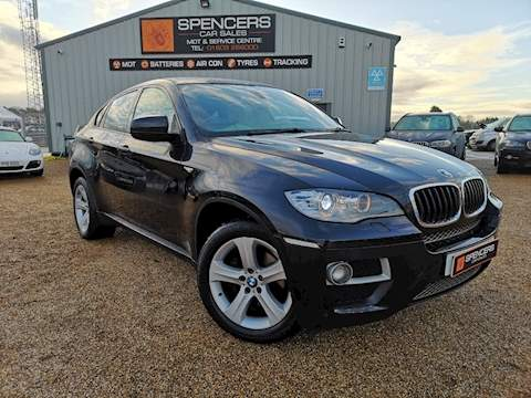 Bmw X6 Xdrive30d Coupe 3.0 Automatic Diesel
