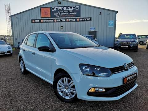 Volkswagen Polo S Ac Hatchback 1.0 Manual Petrol