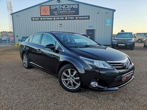 Toyota Avensis D-Cat Icon Plus Saloon 2.2 Automatic Diesel
