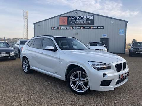Bmw X1 Sdrive20d M Sport Estate 2.0 Manual Diesel