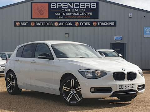 Bmw 1 Series 116I Sport Hatchback 1.6 Manual Petrol