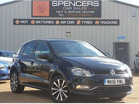 Volkswagen Polo Match Tsi Hatchback 1.2 Manual Petrol