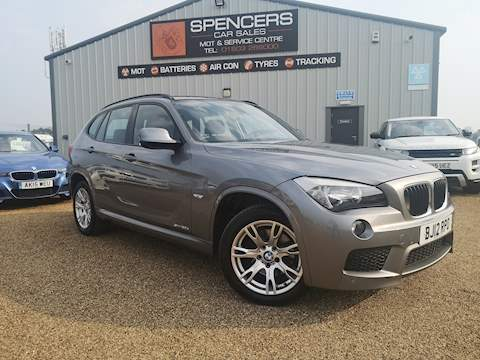 Bmw X1 X1 Sdrive20d M Sport Estate 2.0 Manual Diesel