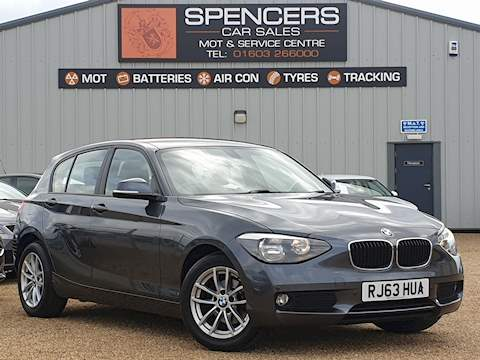 Bmw 1 Series 116D Se Hatchback 2.0 Automatic Diesel