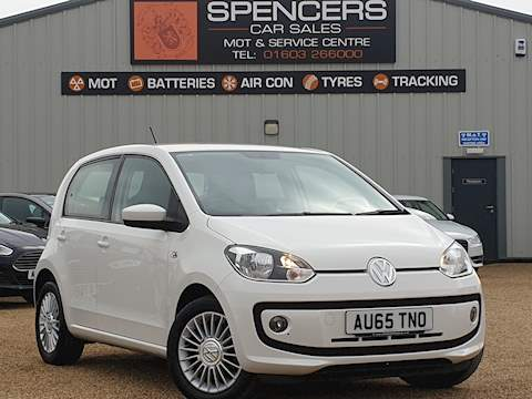 Volkswagen Up High Up Hatchback 1.0 Automatic Petrol