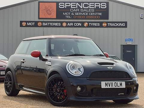 Mini Mini John Cooper Works Hatchback 1.6 Manual Petrol