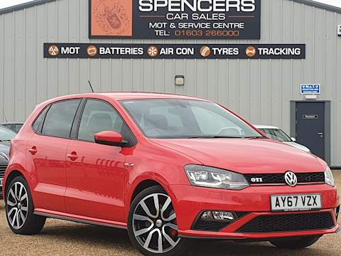 Volkswagen Polo Gti Hatchback 1.8 Manual Petrol