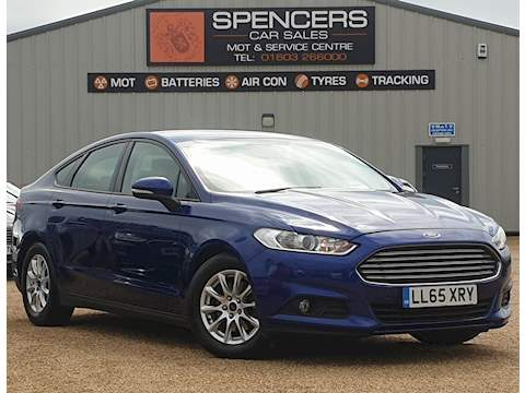 Ford Mondeo Style Econetic Tdci Hatchback 1.5 Manual Diesel