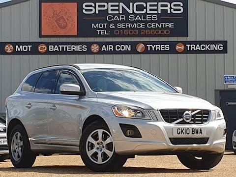 Volvo Xc60 D5 Se Awd Estate 2.4 Automatic Diesel