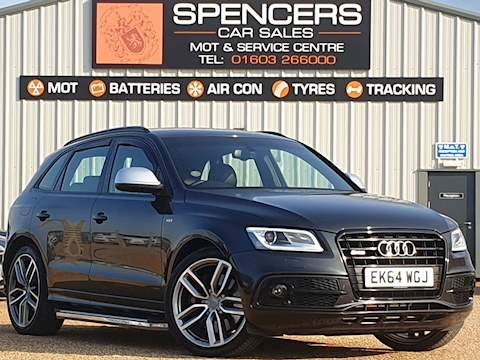 Audi SQ5 Tdi Quattro 3.0 5dr Estate Automatic Diesel