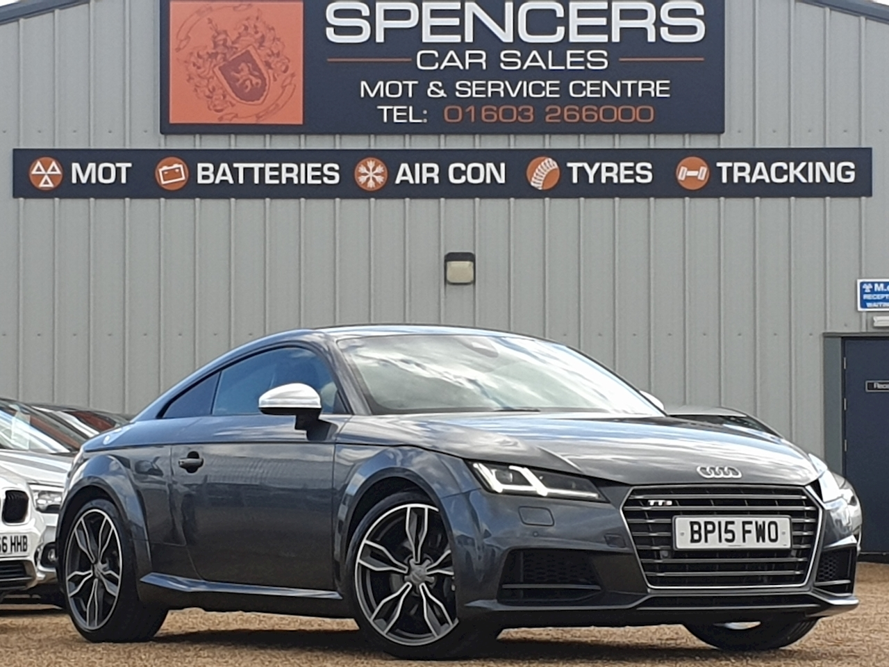 Audi Tt For Sale >> Audi Tt Coupe For Sale In Norwich Norfolk U10888