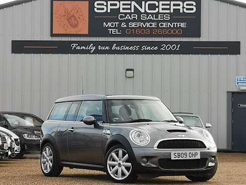 Mini Cooper S Clubman Estate 1.6 Manual Petrol
