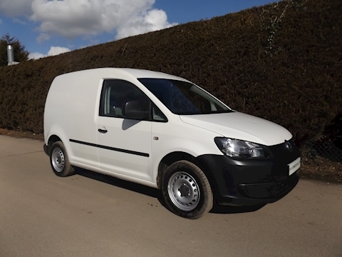 2012 Volkswagen Caddy C20 1.6 Tdi Bluemotion Panel Van